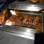 女性大幅先行中!お肉食べよう!立川バーベキュー!